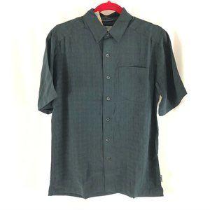 Royal Robbins Mens San Juan Shirt Button Down S